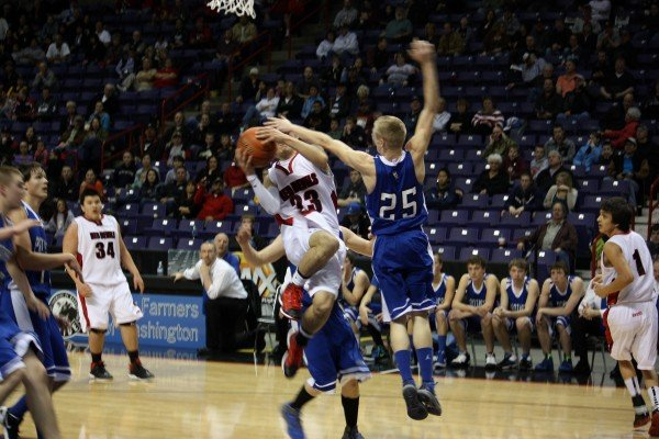 Valley Christian will play the winner between Almira-Coulee/Hartline and King's Way Christian for the 1B state title (Photo: SWX)