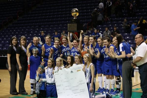  Colton won their fourth straight 1B state championship (Photo: SWX)