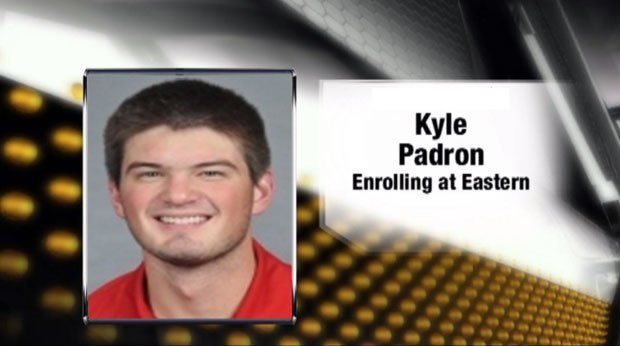 © Kyle Padron said Thursday he would be transferring from SMU to EWU this summer.