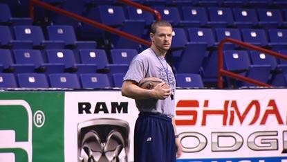 © The Orlando Predators fired former Spokane Shock coach Rob Keefe on Tuesday (Photo: FILE / SWX)