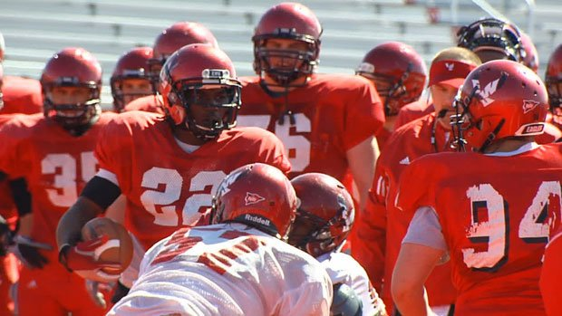 © With all its offensive weapons Eastern Washington, an FCS tea, could pose quite a challenge to Idaho from the WAC (Photo: SWX)
