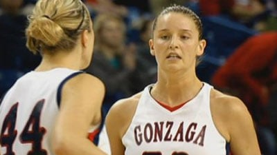 © Kayla Standish went to the Minnesota Lynx in the second round of the WNBA draft on Monday (Photo: SWX)