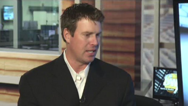  Ryan Leaf will be arraigned May 3 in Montana on burglary and drug charges (Photo: FILE / SWX)