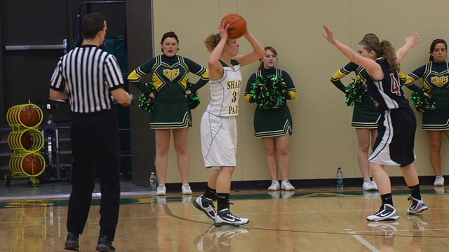 © Aleisha Hathaway was a three-year starter for Shadle Park (Photo: SWX)