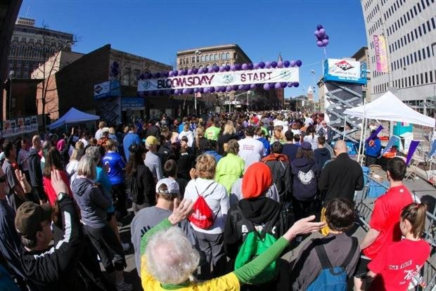 Organizers are still looking for help to make this year's Bloomsday Run a success (Photo: John Fritz)