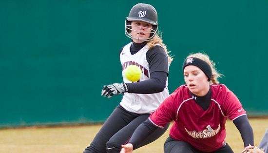 Jamie Brunner, from Chelan, Wash., batted .367 in 28 games for Whitworth (Photo: Whitworth Athletics)