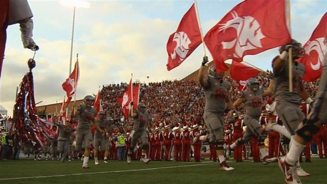 © Cougar pride is alive and well, as fans have put the Cougars in third place to be a host site for a new ESPN commercial (Photo: SWX)