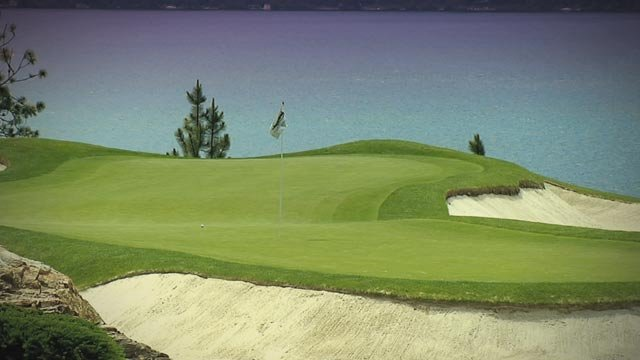 The Resort at Coeur d'Alene is one of dozens of courses within a short drive around the Inland Northwest (Photo: SWX)