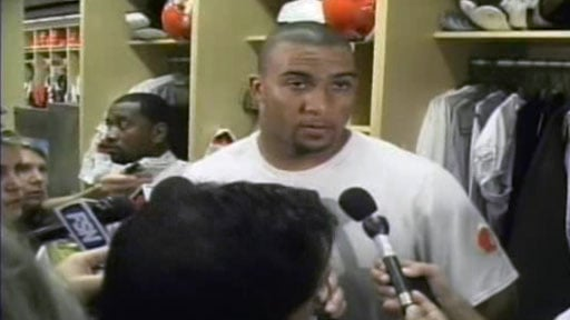 Kellen Winslow, Jr. has had at least 66 receptions in each of the last three seasons (Photo: FILE)