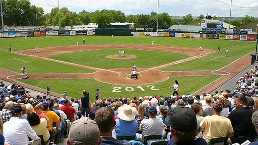 Harris Field will once again serve as host site for the 2012 NAIA World Series (Photo: LCSC Athletics)