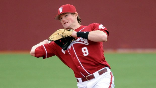 Tommy Richards, from Coeur d'Alene, was taken by the Baltimore Orioles in the 24th round. (Photo: WSU Athletics)