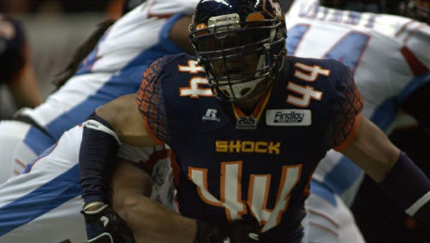 The Spokane Shock host No. 5 Utah at Spokane Arena this weekend in Spokane (Photo:Spokane Shock)