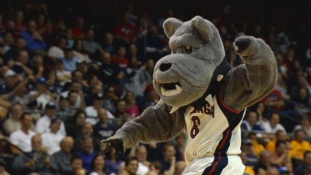 Gonzaga will play Kansas State for just the third time at the Battle in Seattle (Photo: SWX)
