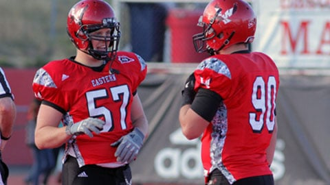 With a 12-game schedule for the first time, and a break in their September schedule, EWU found a willing Toledo team and scheduled a date in 2013 (Photo: EWU Athletics)