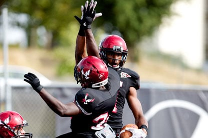 © Eastern Washington has agreed to a game against Oregon in 2015 (Photo: EWU Athletics)