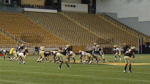 © The Idaho Vandals will be one of just two remaining football schools remaining in the WAC after this season (Photo: SWX)