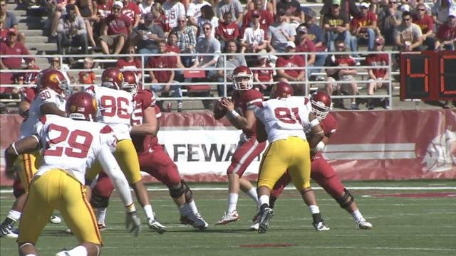USC is predicted to be the Pac-12 winner this fall, while WSU was picked fifth out of six in the Pac-12 North (Photo: FILE / SWX)