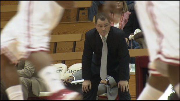 Kirk Earlywine coached at Eastern Washington but was let go by the university before last season began (Photo: FILE / SWX)
