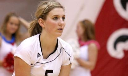 © Former Shadle High star Linsday Niemeir learned Monday she has a torn ACL (Photo: EWU Athletics)