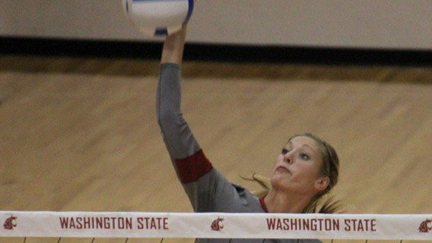Washington State swept Alabama St. in three sets to improve to 2-2 on the season (Photo: FILE / WSU Athletics)