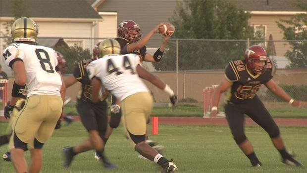 University lost their season-opener against Mead last week and are hoping to go 1-1 tonight at Gonzaga Prep (Photo: SWX)