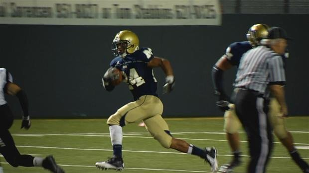 © Mead beat North Central 47-6 Friday night to improve to 2-0 on the season (Photo: SWX)