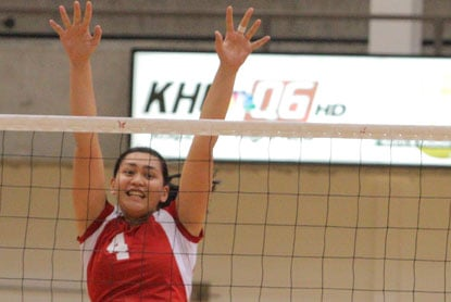 Eastern Washington lost in three sets to Sacramento State on Thursday (Photo: EWU Athletics)