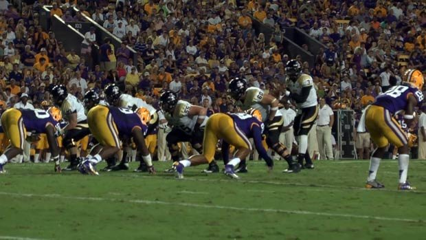 The Idaho Vandals hung with LSU for a half but ended up losing 63-14 in Death Valley.