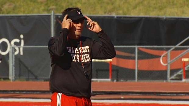 © EWU coach Beau Baldwin believes Weber State has arguably had the most difficult schedule so far of any team in the FCS. (Photo: SWX)