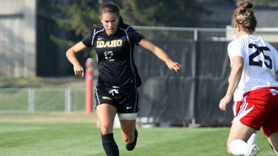 © Idaho lost 0-1 to UNLV on Sunday (Photo: Univ. of Idaho Athletics)