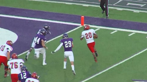 Eastern Washington improved to 2-1 with a win over Weber State on Saturday.