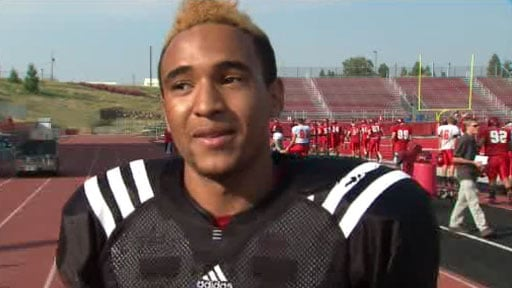 Quarterback Vernon Adams is ready and excited to play his first rivalry game against Montana this weekend (Photo: SWX)