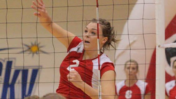 © Eastern Washington lost its first-ever league matchup against Southern Utah 3-2. (Photo: EWU Athletics)