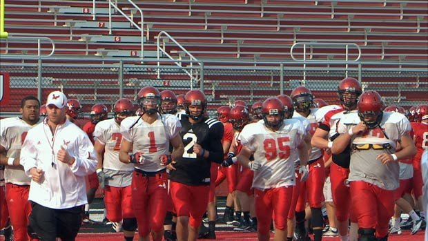© Eastern Washington hosts Montana this weekend on the red turf in Cheney (Photo: SWX)