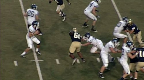 © Gonzaga Prep beat Mead 33-27 last week at Joe ALbi Stadium (Photo: SWX)