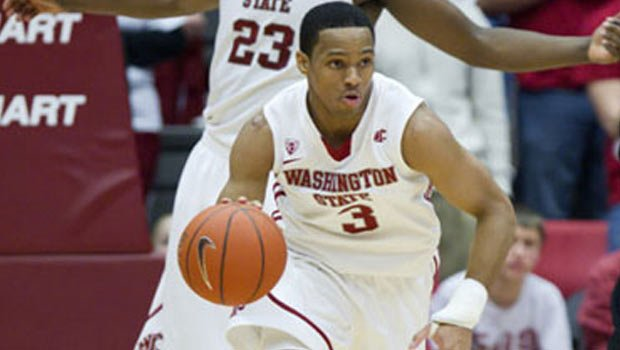 "Reggie Moore was kicked off the WSU basketball team last week for ""violating team rules"". (Photo: WSU Athletics)"