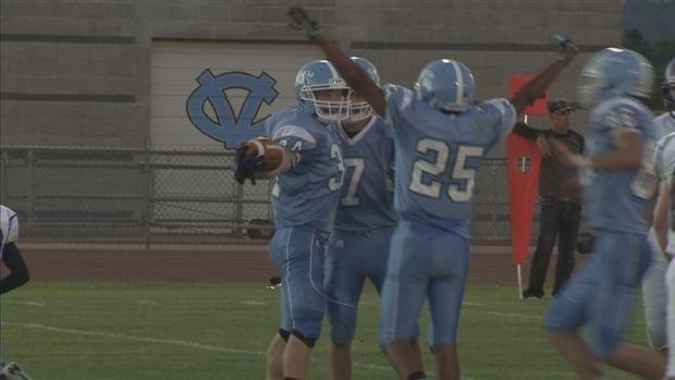  Central Valley has had University's number for the past eight seasons. The Titans are playing for an upset Friday night (Photo: SWX)