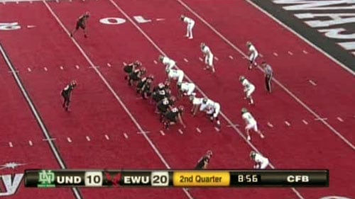 Eastern Washington had their way with North Dakota last week; this week's game against Montana State won't be as easy (Photo: SWX)