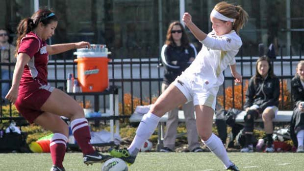 © Idaho moved to 4-11-1 overall on the season with Thursday's win over San Jose State (Photo: Univ. of Idaho Athletics)