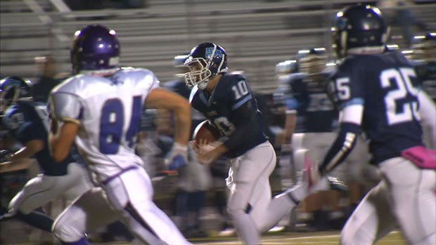 © Gonzaga Prep beat Rogers 53-14 to improve to 7-0 on the season (Photo: SWX)