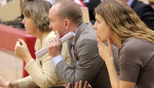 © Coach Wendy Schuller will have to shape a team without two returning All-Big Sky selections on the roster this season (Photo: EWU Athletics)