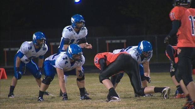 © Coeur d'Alene will host Lake City Friday night in a game that will decide the 5A IEL title. (Photo: SWX)