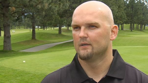 Michael Roos played at Eastern Washington in college before playing for Tennessee in the NFL (Photo: FILE / SWX)