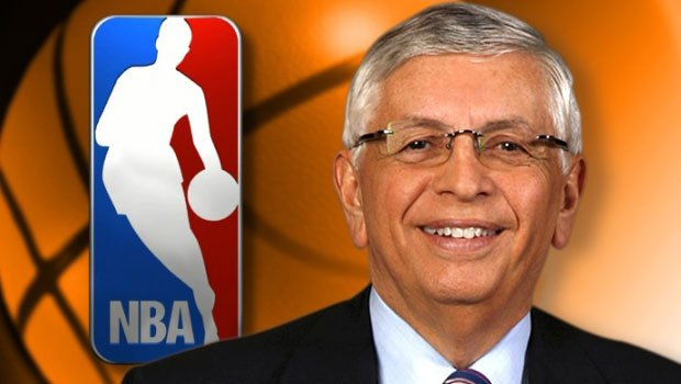 David Stern said he would retire in February 2014.