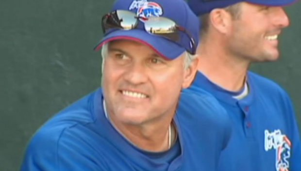 Ryne Sandberg could be a candidate to replace Ozzie Guillen at Florida (FILE)