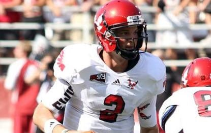 Eastern Washington lost to Southern Utah 30-27on Saturday for their second loss of the season (Photo: EWU Athletics)