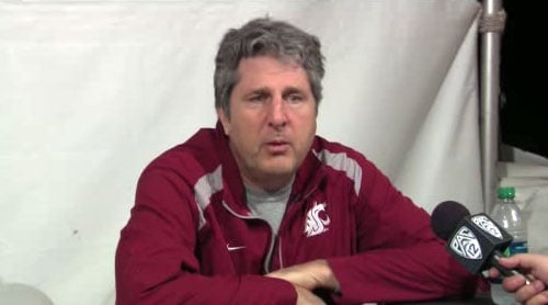 Mike Leach said his players played the most complete game of the season, but Stanford played with more maturity.