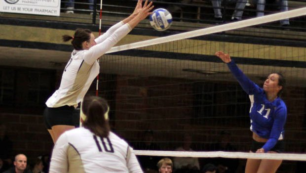 Idaho lost in five sets to Denver