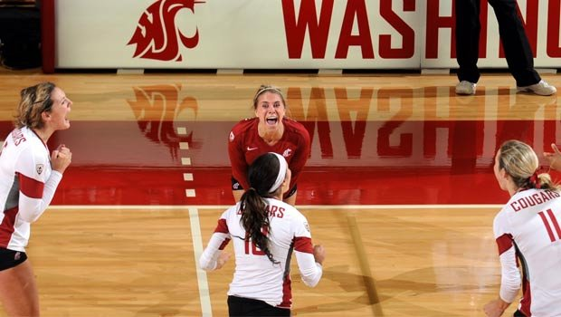 Washington State earned their first conference win of the season with a win over Colorado (Photo: FILE / WSU Athletics)