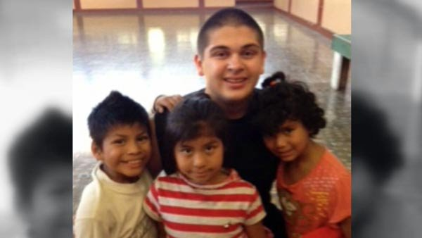 For the past two summers Austin Friedly has spent part of his vacation visiting orphans in Nicaragua.